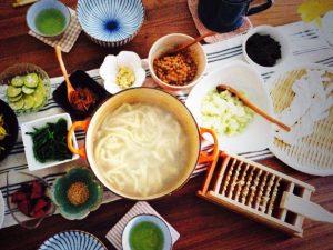 2014年3月のascafe〜地粉の手打ちうどんと麺の友〜